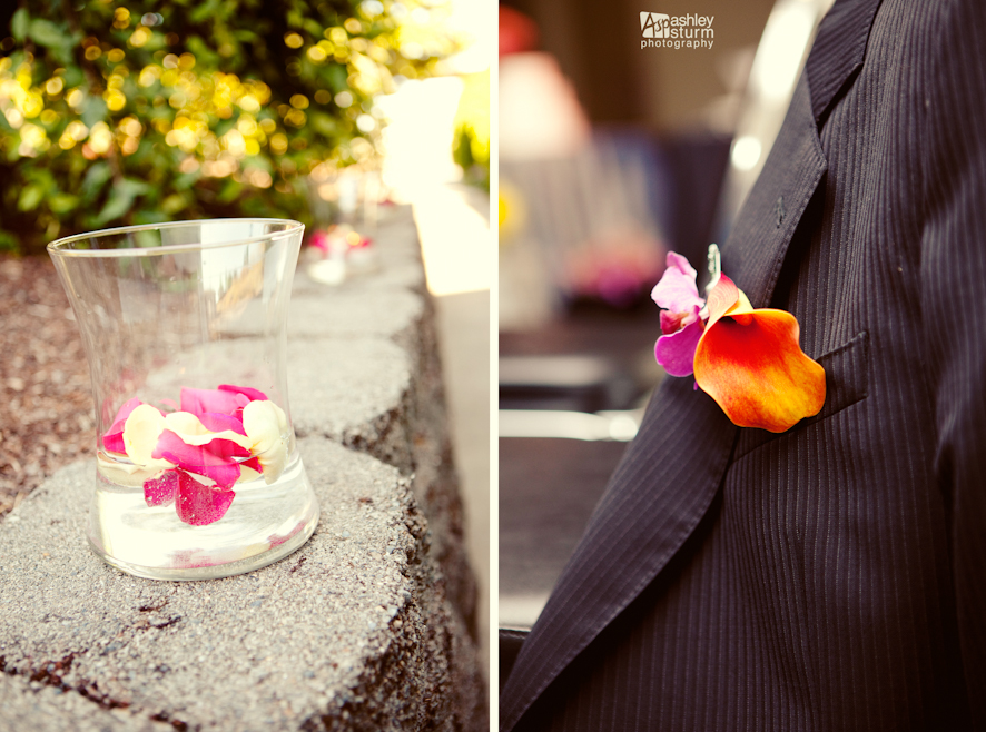 Corsage and Decor